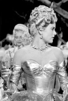 Grace Kelly ~ To Catch A Thief, 1955