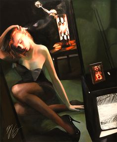 Gina Higgins... | Kai Fine Art