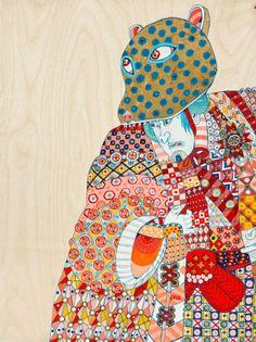 """""""El ukiyo-pop"""" by Ferris Plock"""