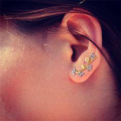https://www.cityblis.com/4497/item/15378  Leaves Earring - $16 by Amorium