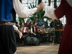Celebrate Poland as Navy Pier's free-admission Neighborhoods of the World series continues this Sunday in the Crystal Gardens.