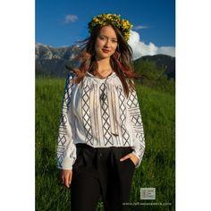 The Romanian blouse - handmade piece of art that inspired fashion designers - moda bohemian top