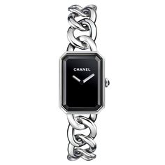 Hopefully I will get one as my 26th BD gift--Chanel Premiére Steel (H3250)