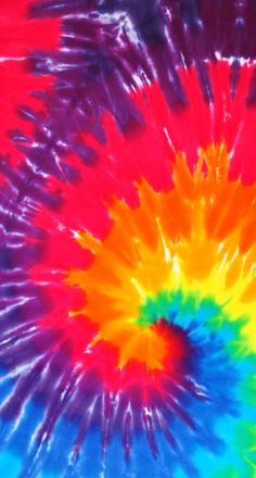 Tie Dye on We Heart It. Tye Dye WallpaperHippie ...