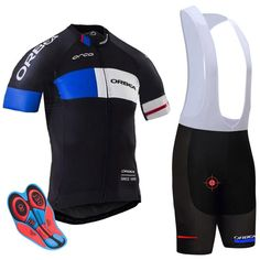 Visit to Buy  2017 ORBEA cycling jersey gel bib shorts Ropa Ciclismo  breathable team orbea cycling wear mens summer bicycling Maillot Culotte c18b64c5a