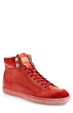 'Sabre' High Top Sneaker (Men)