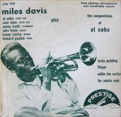 Miles Davis - Miles Davis Plays The Compositions Of Al Cohn (Vinyl, LP) at Discogs