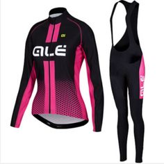 ALE Women's Pro Cycling Jerseys Set Ropa Ciclismo Maillot Suit Road Bike Wear Bicycle Clothes Mountain Mtb Bike Clothing. Yesterday's price: US $42.50 (35.18 EUR). Today's price: US $31.45 (26.00 EUR). Discount: 26%.