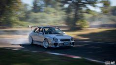 https://flic.kr/p/gmux2Q   PARC Fest 2013 Impreza   Drifting at Pat's Acres Racing Complex in Canby, Oregon