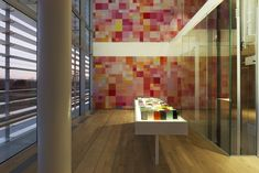 Head Office of AGC Glass Europe,© Marie-Françoise Plissart