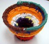 Artsonia Art Exhibit :: Coiled Yarn Bowls (African craft)
