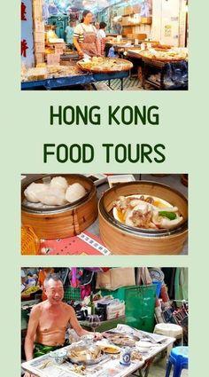 Exploring the food markets of Hong Kong during a Eating Adventures Food Tour of Mong Kok in Kowloon Hong Kong. What to expect on a food tour of Hong Kong. Bangkok Thailand, Thailand Travel, Italy Travel, Croatia Travel, Kowloon Hong Kong, Coconut Tart, Steamed Shrimp, Hawaii Travel, Asia Travel