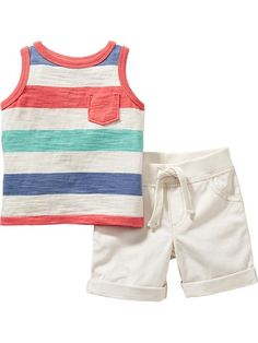 Tank & Shorts Sets for Baby