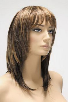 Exemple de coupe de cheveux long | idée coiffure | Pinterest