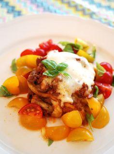 Deilig lavkarbo lasagne (spisogspar)