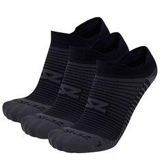 Unisex Black Koala White Athletic Quarter Ankle Print Breathable Hiking Running Socks