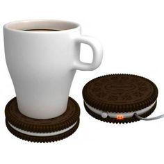Hot Cookie The USB Powered Coffee Cup Mug Warmer $15.73