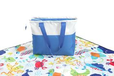 Extra Large Beach Blanket and Picnic mat ** To view further for this item, visit the image link.
