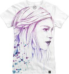 Owl Tee Women's T-Shirts by Aleksandra Kurczewska | Nuvango