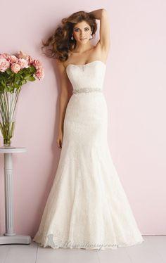 Allure 2703 by Allure Bridals Romance