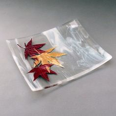 Hand Made Kiln Fired Art Glass Designs