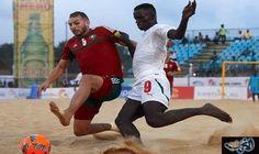 المنتخب المغربي لكرة القدم الشاطئية يتلقى هزيمته الثانية من إسبانيا: تلقى المنتخب المغربي لكرة القدم الشاطئية، السبت، هزيمته الثانية على…