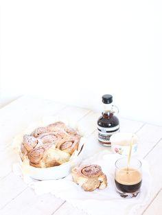 vanilla & cinnamon rolls (dairy free)