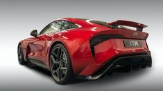 This Is the New 500-HP, 200 MPH TVR Griffith