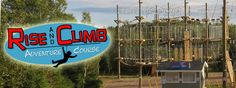 The course is spread across three levels of poles scaling 40 feet off the ground with over 50 elements and zip lines to enjoy! Their elements include swinging bridges, suspended bridges,tight ropes, zip lines, 40 foot plunge, human spider web and much, much more!