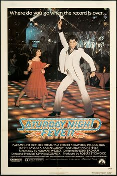 Saturday Night Fever-1977