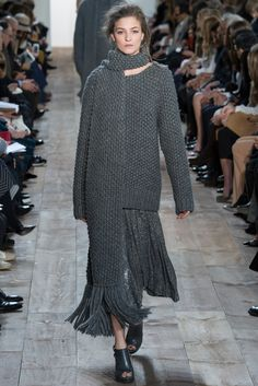 Michael Kors Collection Fall 2014 Ready-to-Wear Fashion Show - Emeline Ghesquiere