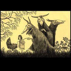 Welcome to John Kenn Creepy Drawings, Dark Art Drawings, Arte Horror, Horror Art, John Kenn, Horror Drawing, Monster Drawing, Cool Monsters, Shadow Art