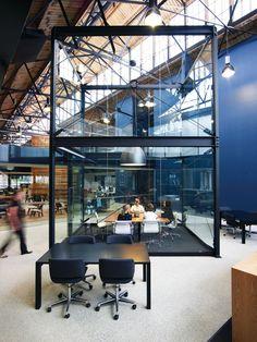 Goods Shed North Docklands (Australia)