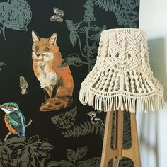 23 Clever DIY Christmas Decoration Ideas By Crafty Panda Macrame Hanging Chair, Macrame Art, Macrame Projects, Macrame Knots, Micro Macrame, Origami Rose, Art Macramé, Luminaire Original, Lampshades