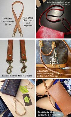 Replacement Straps & Handles for Louis Vuitton (LV) Handbags/Purses/Bags Image of Custom Replacement Straps & Handles for Louis Vuitton (LV)…Image of Custom Replacement Straps & Handles for Louis Vuitton (LV)… Louis Vuitton Strap, Vuitton Bag, Louis Vuitton Handbags, Fall Handbags, Handbags On Sale, Purses And Handbags, Wholesale Handbags, Lv Pochette, Purse Strap