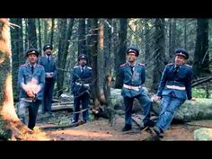 Russian soldiers singing Sunny Ade's Song