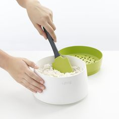 Lekue Rice & Grain Cooker - For The Cool