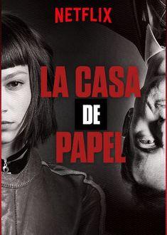 """Check out """"La casa de papel"""" on Netflix"""
