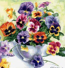 Картинки по запросу картинки анютины глазки цветы