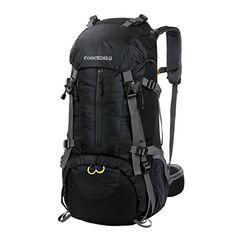 2efb0f7470 qingstart Waterproof 45L Outdoor Travel Backpack Hiking Backpack ...