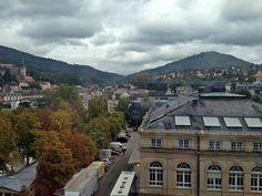 Eine Nacht im Hotel Dorint Maison Messmer in Baden-Baden