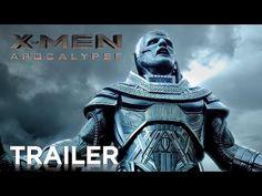 X-Men Apocalypse : Bande annonce et poster du film - Le Journal de Cacahuète