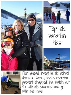 Your first family ski trip should be a priceless and wonderful experience, even if you've never skied before. Here are 10 tips you need to know, on Babble. Family Ski, Family Travel, Ski Et Snowboard, Snowboarding, Ski Vacation, Vacation Spots, Top Ski, Ski Bunnies, Snow Skiing
