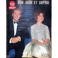 Point De Vue Images Du Monde N° 721 Du 06/04/1962 - Don Juan Et Sophie - Derniers Preparatifs D'un Grand Mariage Royal.