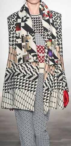 patternprints journal: DELICIOUS MIX IN BASSO & BROOKE TEXTILE ALL-OVER PRINTS IN F/W 2012-13 COLLECTION