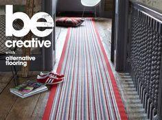 Be bold, be brave & be creative says our in-store designer Beth @ Michael John Flooring Broughton Astley showroom. Alternative Flooring, Carpet Manufacturers, Store Windows, Coir, Carpet Runner, Sisal, Jute, Stairs, Interior Design