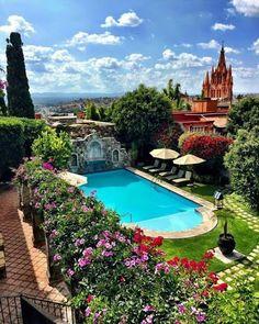 Casa de Sierra Nevada San Miguel de Allende Mexico