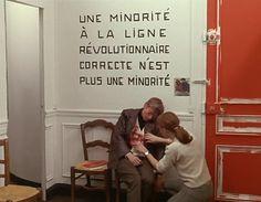 La chinoise , Jean-Luc Godard  (1967)