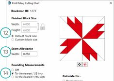 BlockBase+ Sew Along: Block 1 | The Electric Quilt Blog Electric Quilt, Note Cards, Chart, Quilts, Sewing, Blog, Dressmaking, Index Cards, Couture