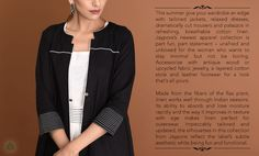 Buy The Linen Experiment Jaypore Chic cotton linen apparel in contemporary silhouettes Online at Jaypore.com